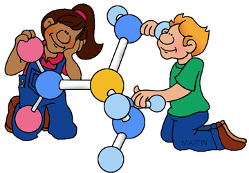 Free Atomic Structure Clip Art By Phillip Martin